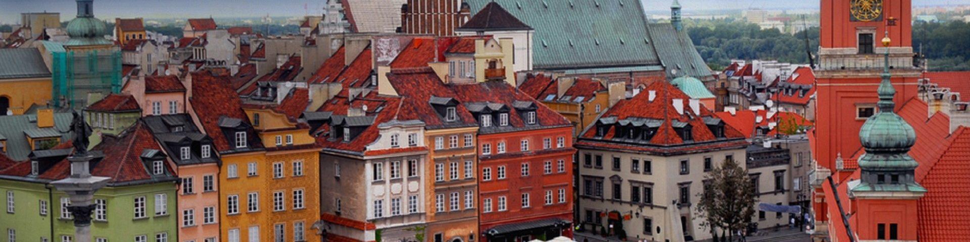 Der Wiederaufbau der Warschauer Altstadt