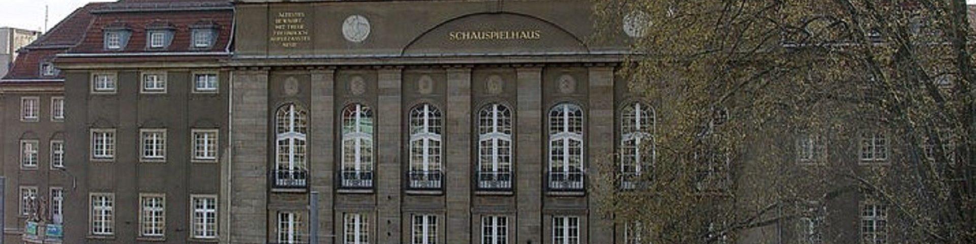 Vorhang auf! Das Dresdner Staatsschauspiel im Fokus der Stasi