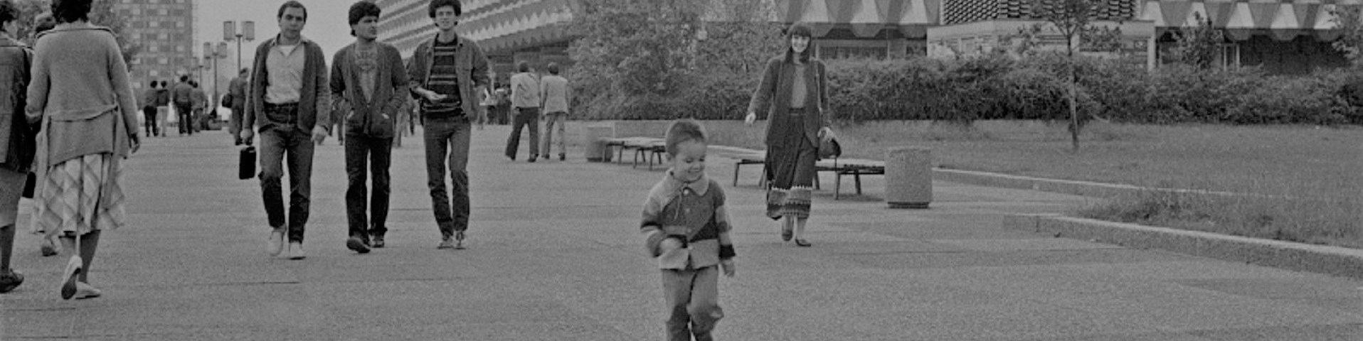Warum Dresden. Fotografien 1984/85 und 2015