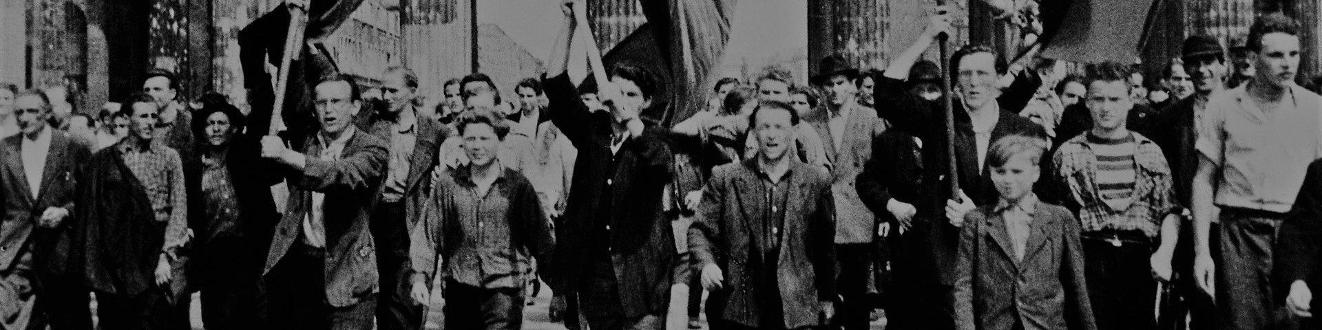 »Wir wollen freie Menschen sein« | Der DDR-Volksaufstand vom 17. Juni 1953